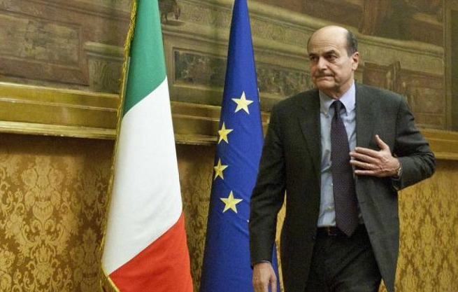 bersani preincarico governo